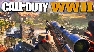 Call of Duty: WW2 - More LEAKED images! (+ TRAILER SOON!)