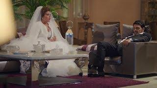 رد فعل العروسة لما عريسها ينام ليلة دخلته !!😯😱 #نصيبي_وقسمتك