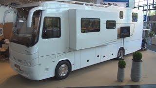 Vario Mobil Perfect 1100 SH Mercedes-Benz Antoss 1843 LL Exterior and Interior in 3D 4K UHD