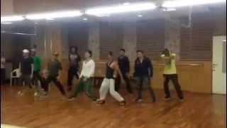 The Pappi Song Dance Rehearsals - Day 1