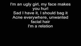 Ugly Girl Weird Al Yankovic With Lyrics!