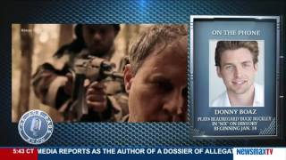 Donny Boaz discusses Navy SEAL training for