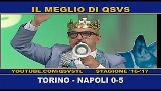 QSVS - I GOL DI TORINO - NAPOLI 0-5 TELELOMBARDIA / TOP CALCIO 24