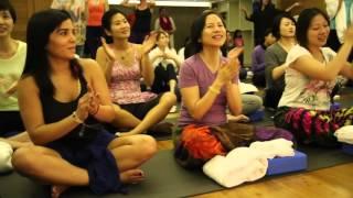 The Joy of Devotion - HH BB Govinda Swami Rocks Hong Kong