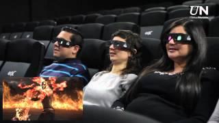 La experiencia 4DX llega a Cinex