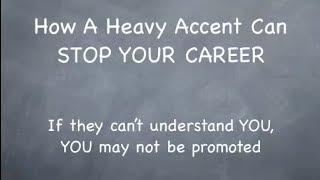 Accent Reduction Training & American Pronunciation Training Program
