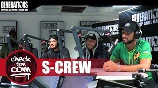 Check Ton Com' avec S-Crew