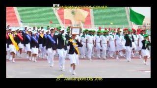 INDIAN SCHOOL SOHAR  - GRAND MARCH PAST (UPDATED VERSION)