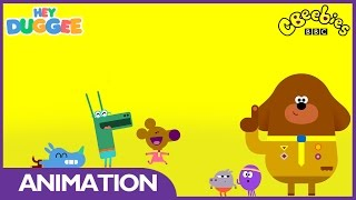 Hey Duggee: Meet Duggee and the Squirrels - CBeebies
