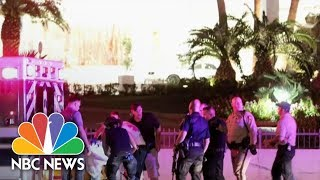 First Responders Face PTSD Risk After Las Vegas Shooting | NBC Nightly News