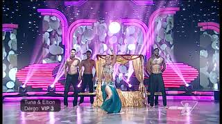 DWTS Albania 5 - Tuna & Eltion - Bellydance - Nata e tete - Show - Vizion Plus