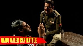 Qaidi Jailer Rap battle feat. Lucknow Central | Ronit Roy