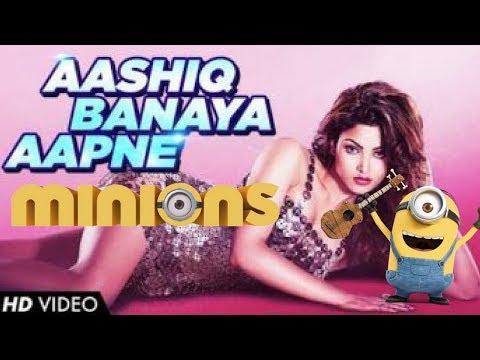 Xxx Mp4 Aashiq Banaya Aapne Hate Story IV Minion Version Urvashi Rautela Neha Kakkar 3gp Sex