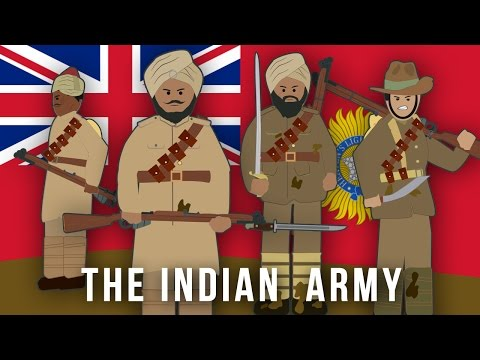 Xxx Mp4 WWI Factions The Indian Army 3gp Sex