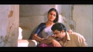Maya Mayooram - Shobana And Mohanlal Sentimental Scene
