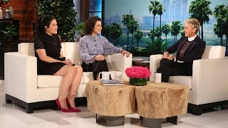 The Gals of 'Broad City' Are Here!
