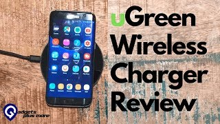 uGreen Wireless Charger Review | Reviews & Giveaways