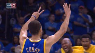 Warriors 2016 PLAYOFFS: WCF Game 6 vs. Thunder