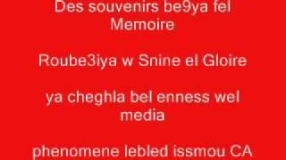 22- Selba La39oul (parole) Club Africain Mouvement 4 Octobre