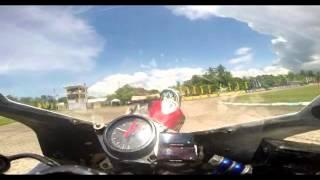 Shoel Daniel Racing CBR 250 at Katukurunda 18th October 2015