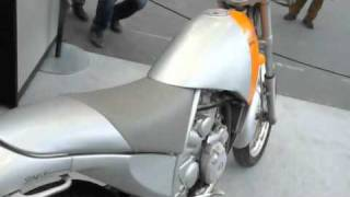 Lezione di stile ad Automotoretrò 2012