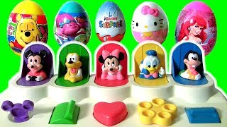 Baby Mickey Mouse Clubhouse Pop Up Pals Disney Toys Surprise by funtoys