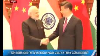 PM thanks Chinese leadership for their cooperation in securing SCO membership