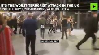 ISIS claims responsibility for fatal Manchester Arena terrorist attack