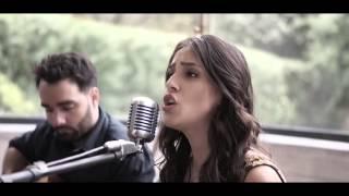 Sandra Echeverría canta Cobarde