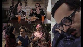"""15 دقيقة من الضحك مع الكوميديان """" محمد هنيدي """" في مسلسل مسيو رمضان مبروك 😂😂"""