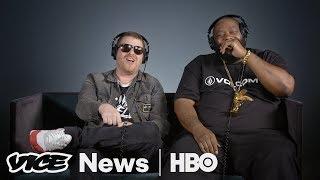 Run The Jewels Music Corner Ep. 2: VICE News Tonight (HBO)
