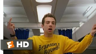 She's Out of My League (8/9) Movie CLIP - A Long Flight (2010) HD