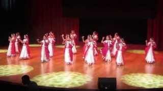 Rajasthani folk dance on world environment day