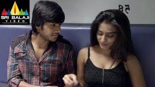 Mahesh Movie Sundeep Dimple Train Romantic Scene   Sundeep Kishan, Dimple Chopade   Sri Balaji Video