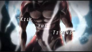 Levi x Eren ~ Titanium