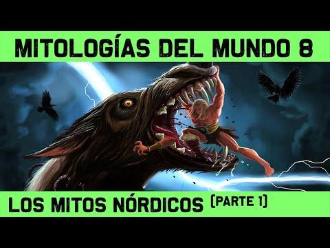 Xxx Mp4 MITOS Y LEYENDAS 8 Mitología Nórdica 1 2 Los Aesir Los Mundos De Yggdrasil Y El Ragnarok 3gp Sex