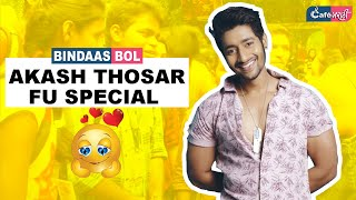 Akash Thosar - FU Special | CafeMarathi Bindaas Bol