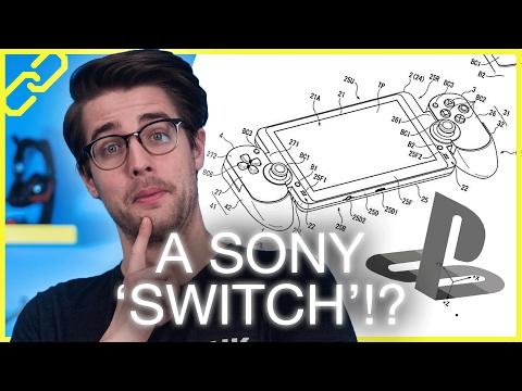 Nintendo Switch Teardown New Sony Handheld MotherBox Wireless Charging