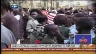 Mwanafunzi wa kidato auawa baada ya shule yao kuvamiwa katika hali ya kutatanisha huko Dagorreti