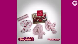 #GirlsCount | aden+anais - 14,441