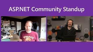 ASP.NET Community Standup - November 13, 2018 - Scott's back!