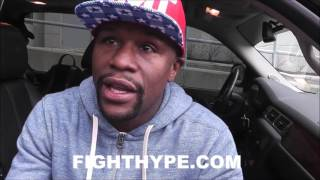 FLOYD MAYWEATHER TELLS RONDA ROUSEY HOLD YOUR HEAD UP; COMMENTS ON KO LOSS TO NUNES