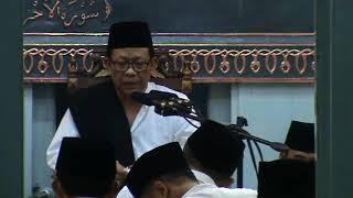 KH Munif Zuhri 2017 11 30 Malem Jumat Kliwon Pas Hari Maulid Nabi