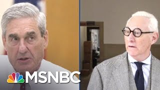 Explosive: Two Of Roger Stone's Closest Associates Say He's Lying | The Beat With Ari Melber | MSNBC