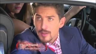 A Face da Vingança - Chamada de estreia na Telemundo Africa (Jonathan Islas)