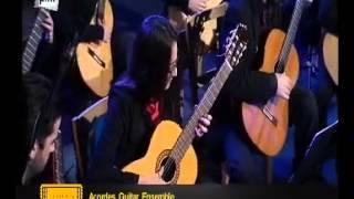 Tico Tico - Acordes Guitar Ensemble