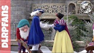 Disneyland Paris Snow White, Happily ever after....