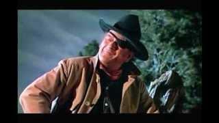 John Wayne en Valor de ley