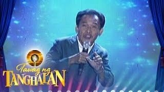 Tawag ng Tanghalan: Donato Soriano | From Here To Eternity