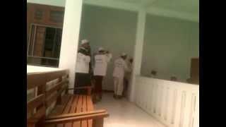 Difatwa MUI Sragen Maksiat dan Menyimpang, FPI Bela Padepokan Aluwung [ 2 Juni 2014 di PN Sragen]]
